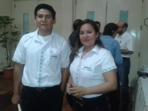 Wilfredo Peñaloza y  Heidi Peñaloza
